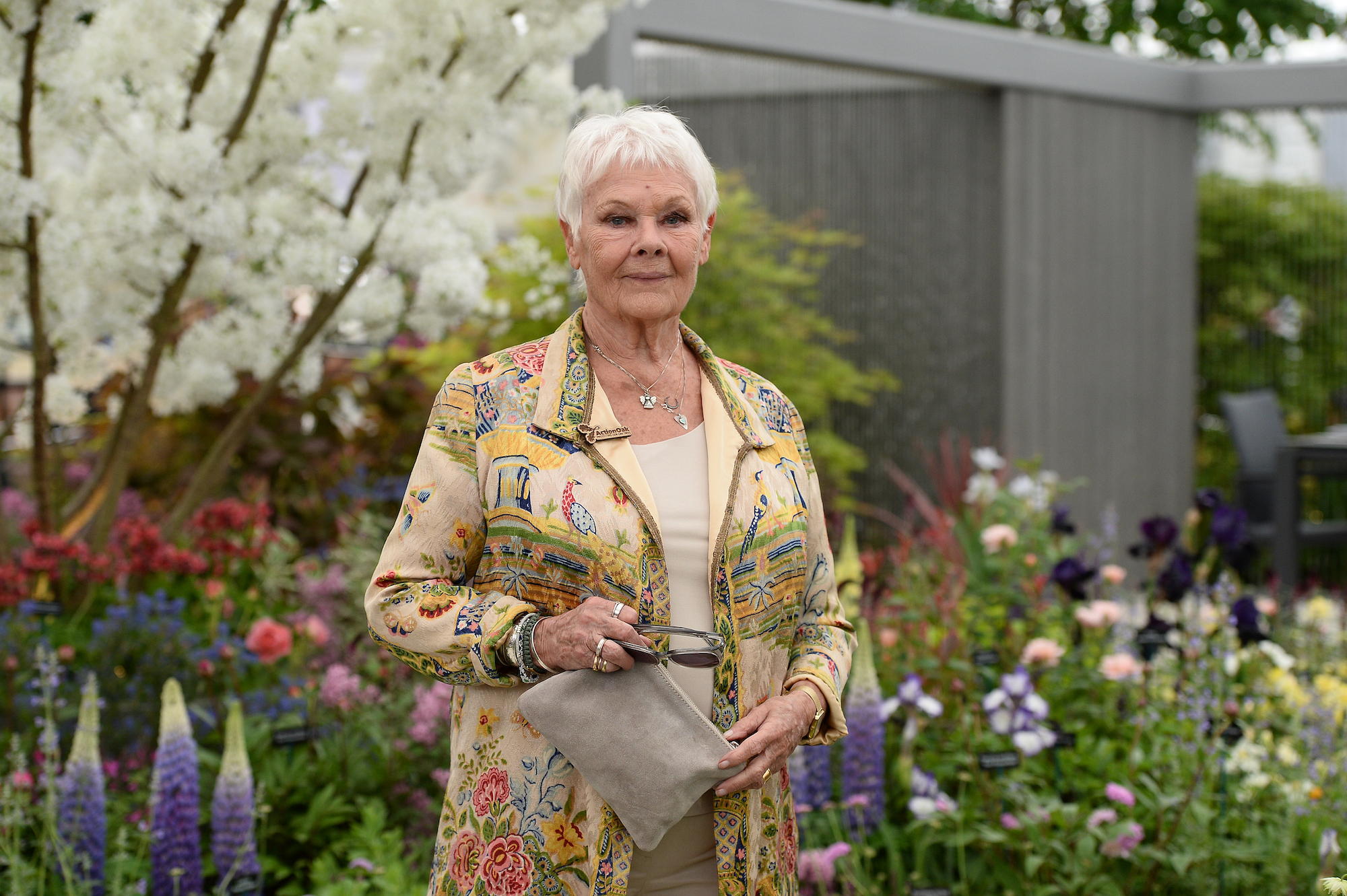 Judi Dench Won An Oscar In Only 8 Minutes Of Screen Time