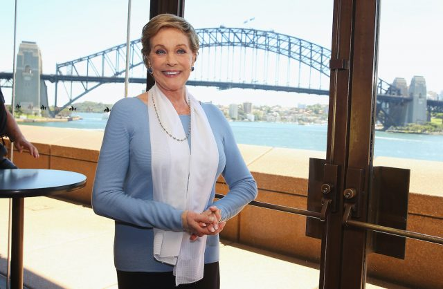Julie Andrews on the Woman Who 'Makes [Her] Into a Very Wicked Lady'