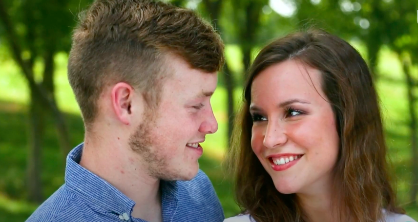 Justin Duggar and Claire Spivey