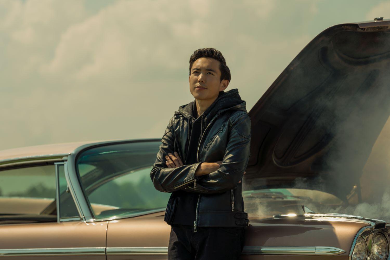 Justin H. Min in 'The Umbrella Academy'