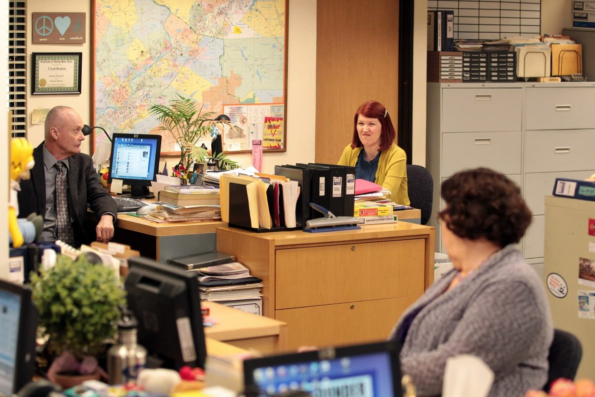 Kate Flannery: The Office