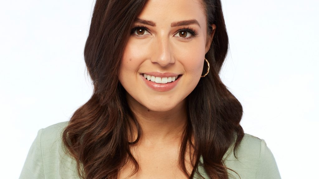 Katie Thurston from 'The Bachelor' Season 25 cast in 2021