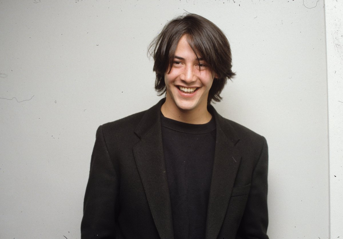 Keanu Reeves in 1990