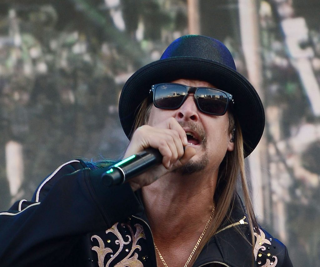 Kid Rock performing on November 15, 2015 in Las Vegas, Nevada | Denise Truscello/Getty Images for Rock 'n' Roll Marathon Series
