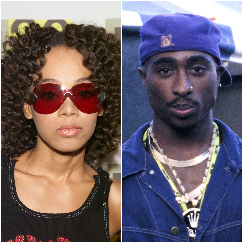 Left Eye Allegedly Cried After Seeing Tupac Shakur With