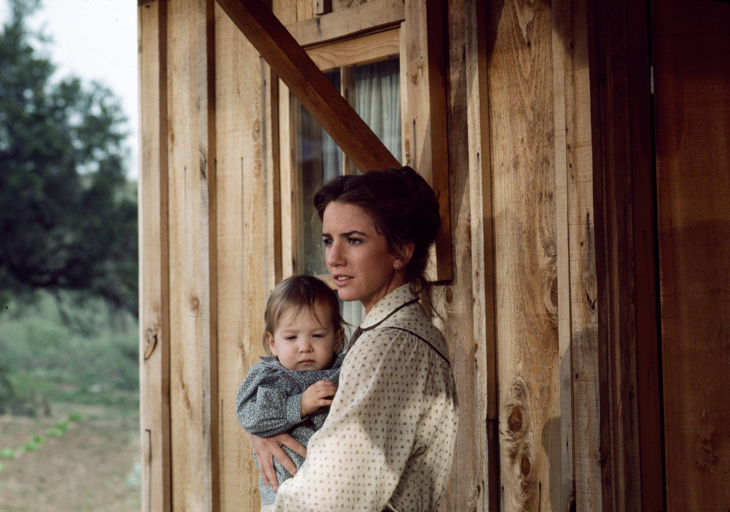 Little House on the Prairie: Melissa Gilbert