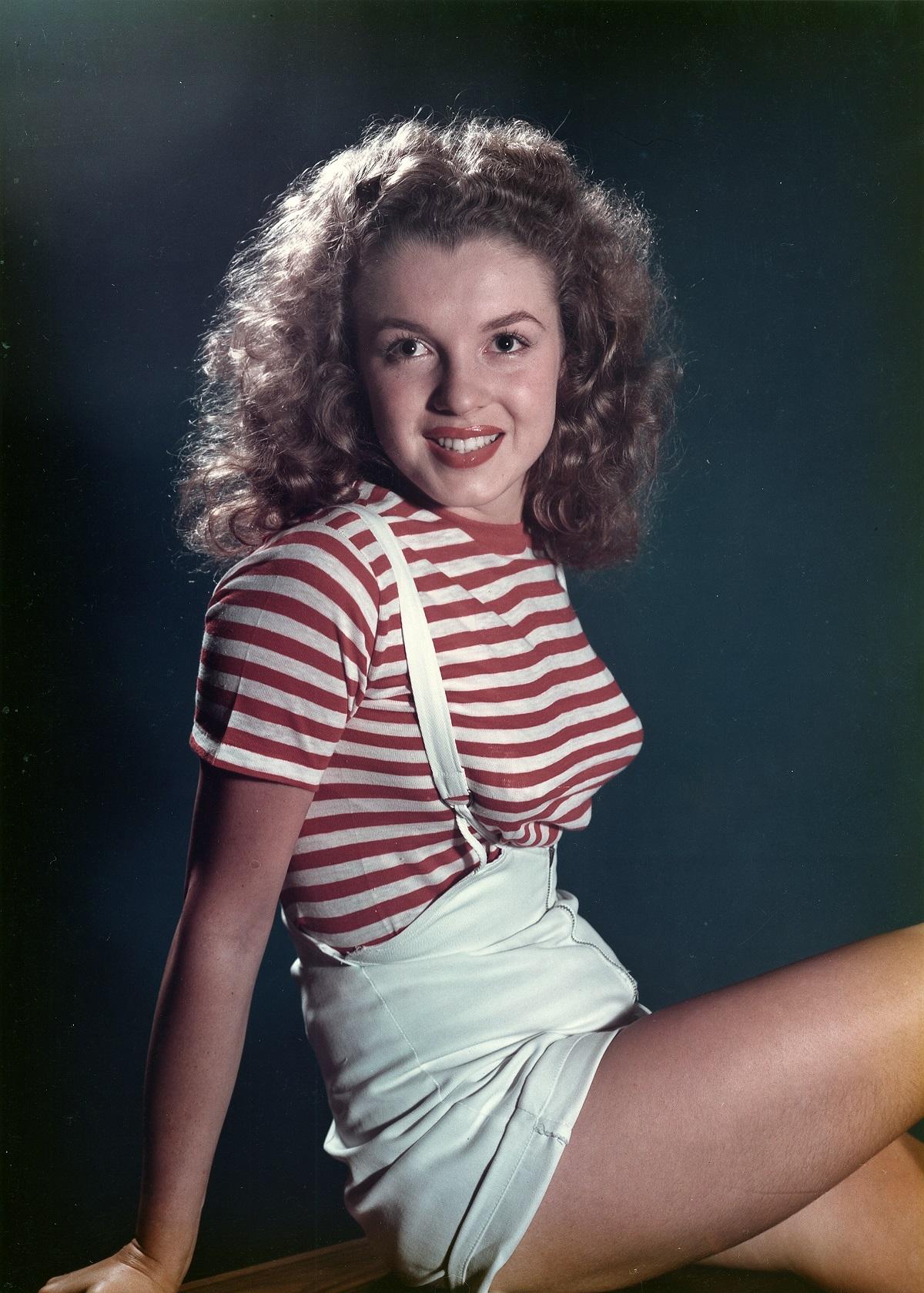 Marilyn Monroe in 1947