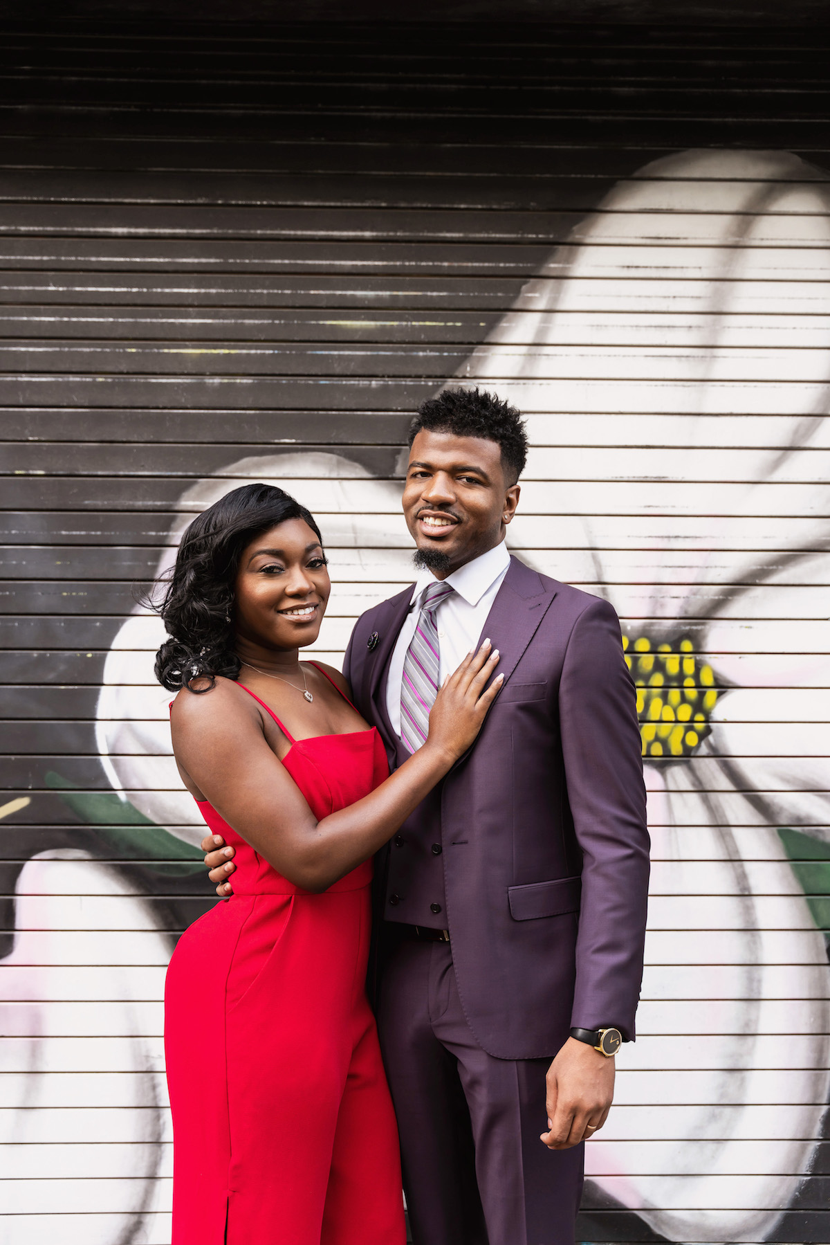 Married at First Sight cast members Paige Banks and Chris Williams   Lifetime