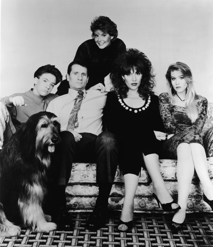 The cast of 'Married...With Children'