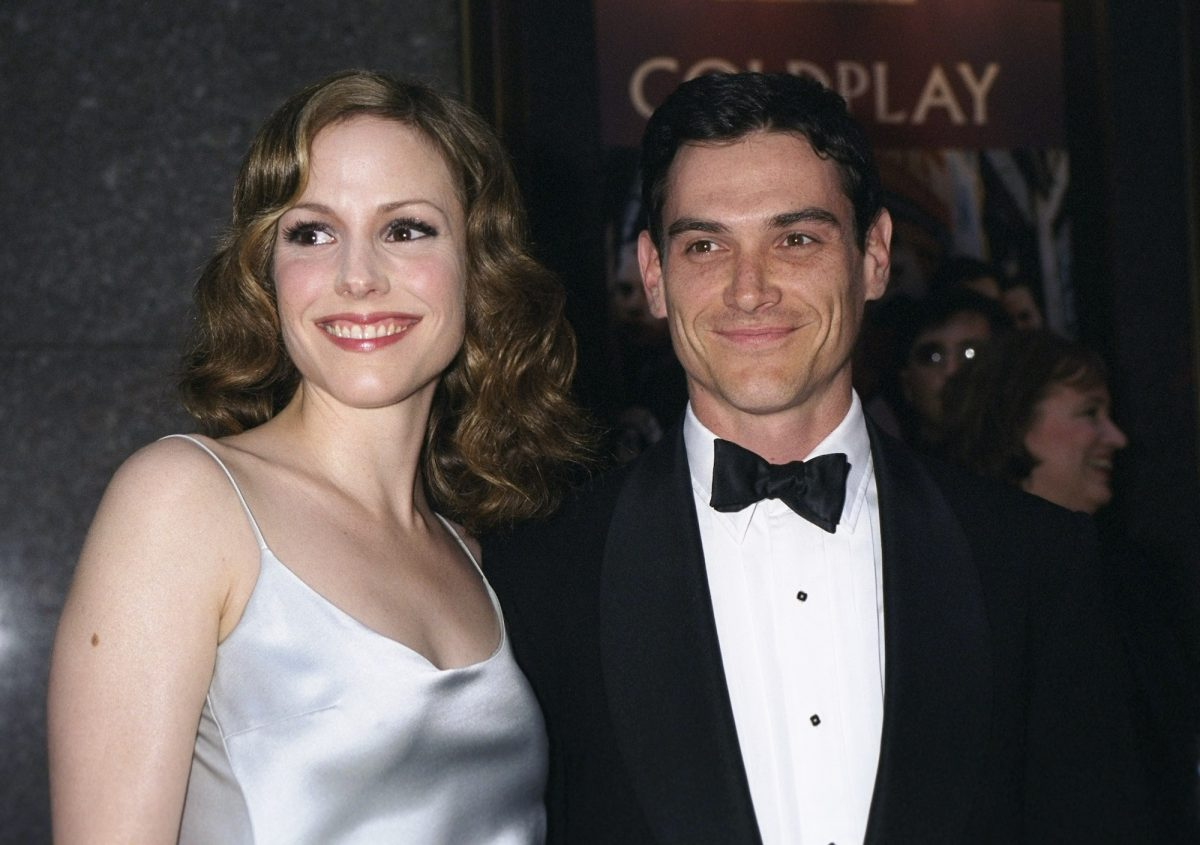 Mary Louise Parker and Billy Crudup