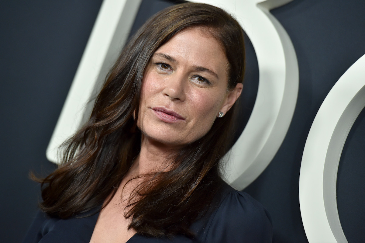 Maura Tierney at the premiere of 'Beautiful Boy'