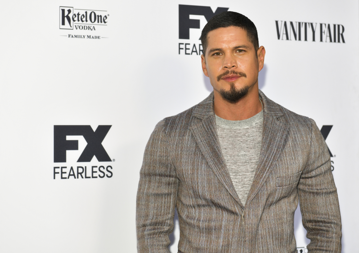 Mayans MC J.D. Pardo attends Vanity Fair and FX's Annual Primetime Emmy Nominations Party on September 21, 2019