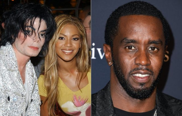 Michael Jackson Crashed a P. Diddy Party So He Could 'Holla at Beyoncé'