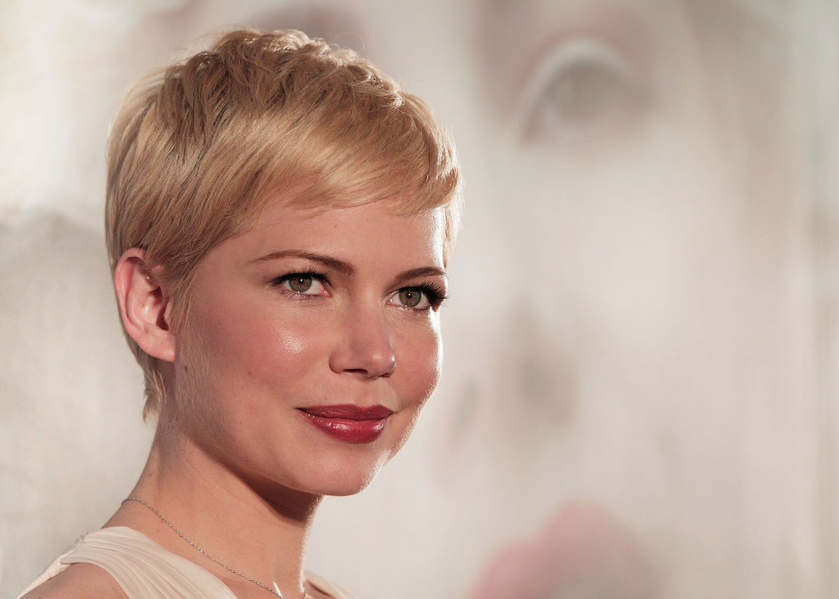 Michelle Williams attends the Japan premiere of 'My Week with Marilyn'