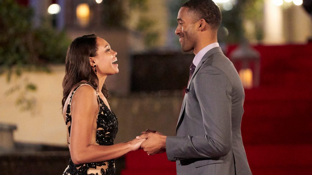 Michelle Young and Matt James on 'The Bachelor' Season 25 Episode 4 in 2021