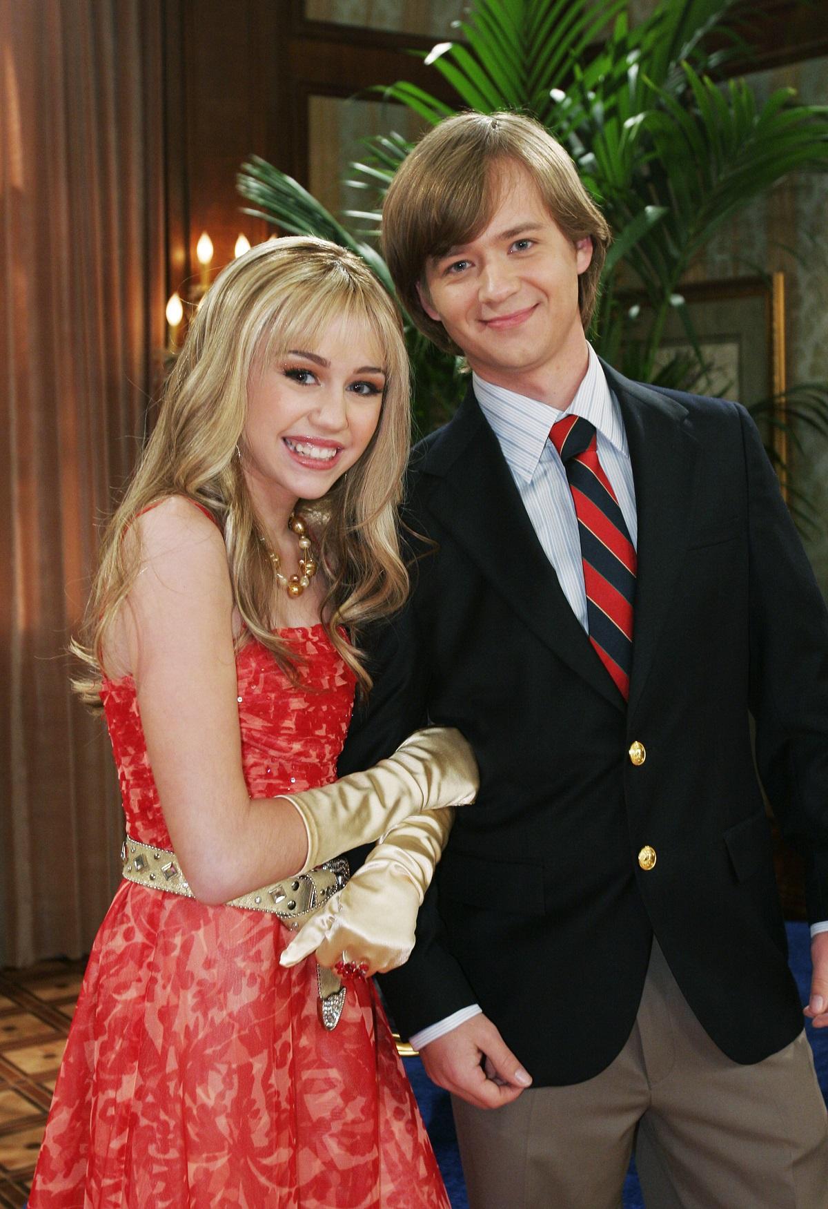 Miley Cyrus and Jason Earle
