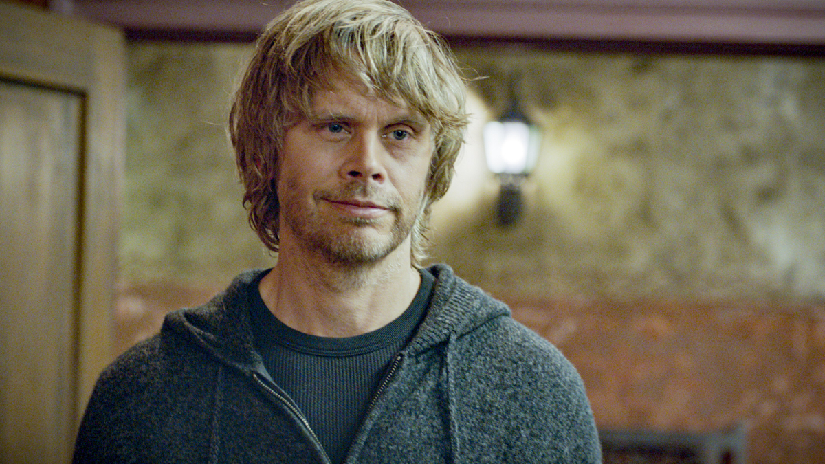 NCIS Los Angeles Eric Christian Olsen