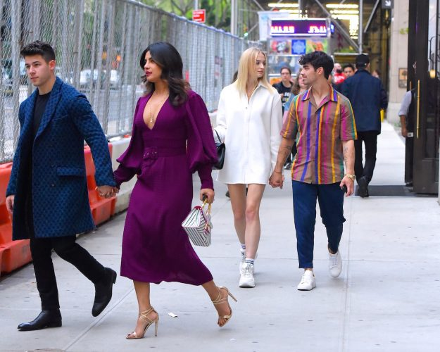 Who Has a Higher Combined Net Worth: Nick Jonas and Priyanka Chopra or Joe Jonas and Sophie Turner?