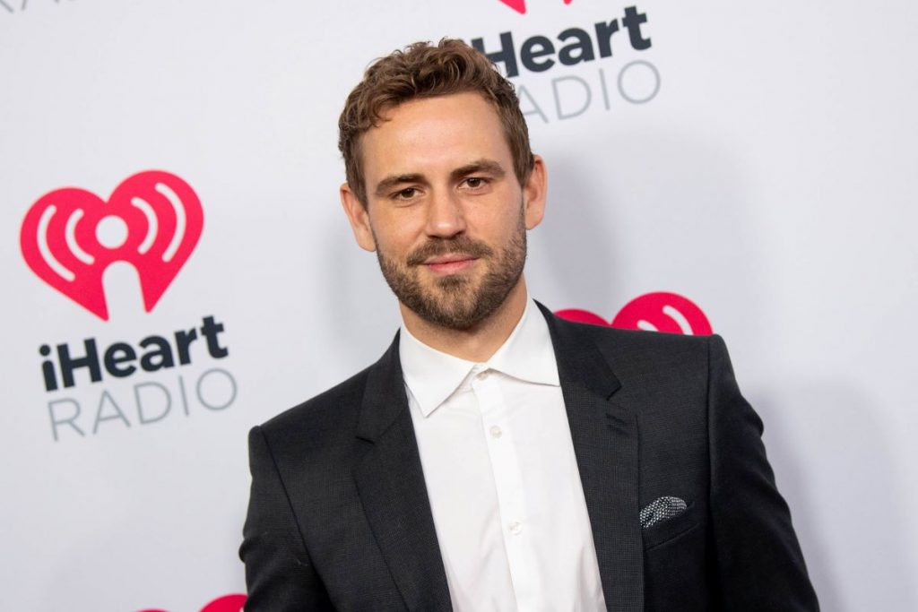 Nick Viall from 'The Bachelor' announced new girlfriend on his podcast