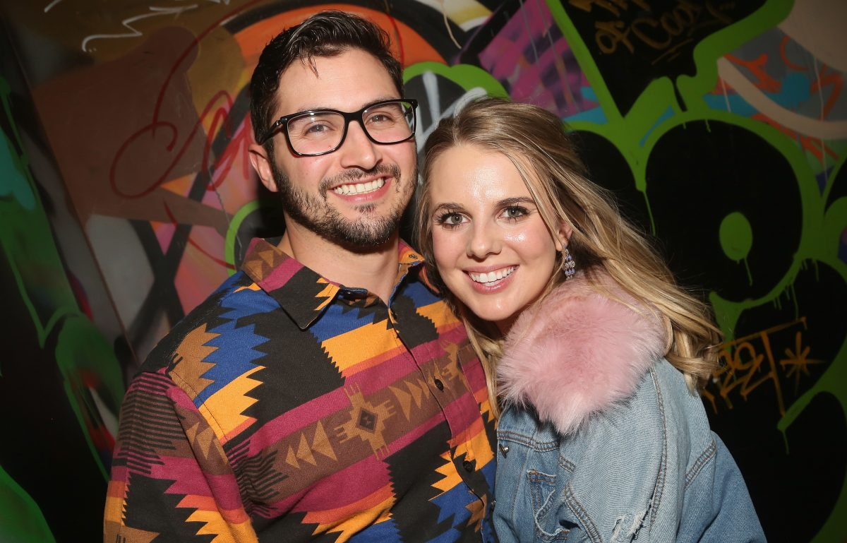 Big Brother 16 & Season 18 winner Nicole Franzel and fiancee Big Brother 18 star Victor Arroyo