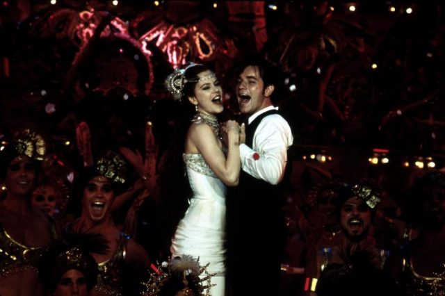 Nicole Kidman Had a '100% Stunt-Free' Entrance in 'Moulin Rouge!', According To Director Baz Luhrmann