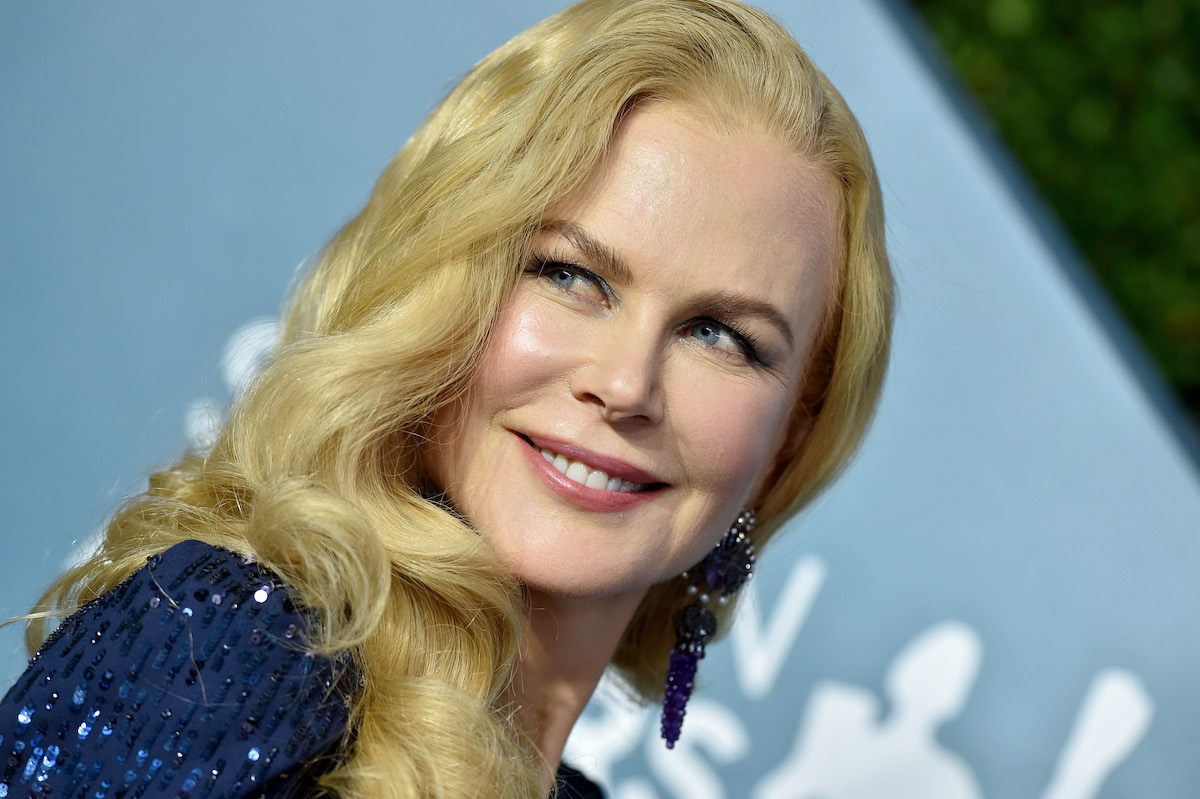 Nicole Kidman at the Screen Actors Guild Awards