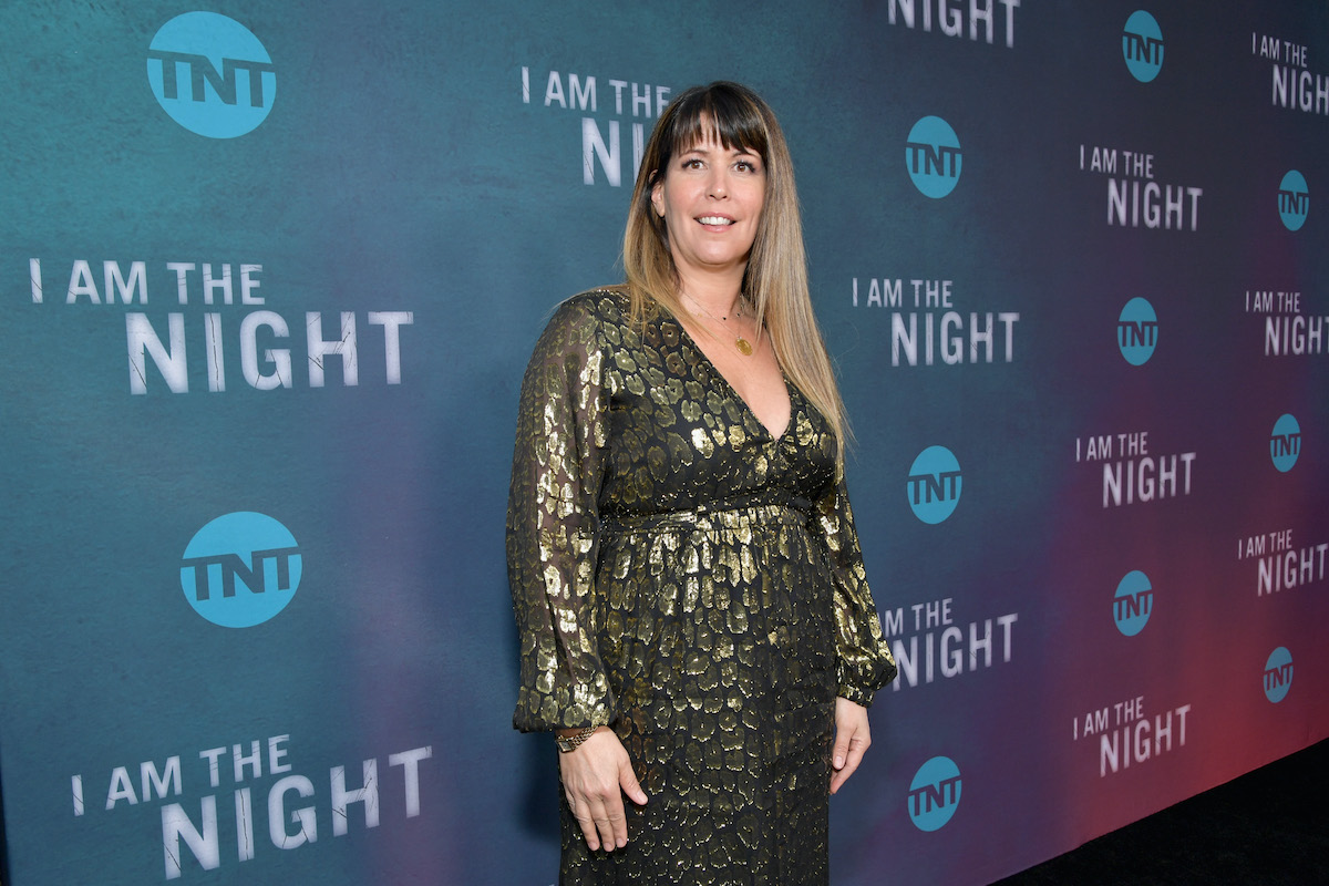 Patty Jenkins at an event for 'I Am The Night'
