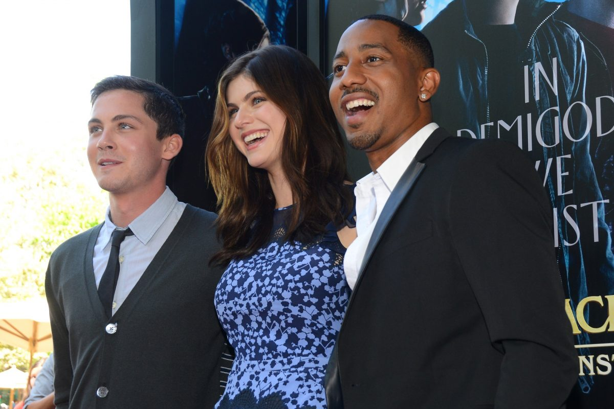 Percy Jackson: Sea of Monsters premiere