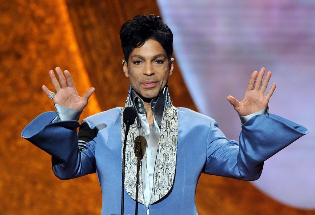 Prince reacts to Chappelle's Show sketch