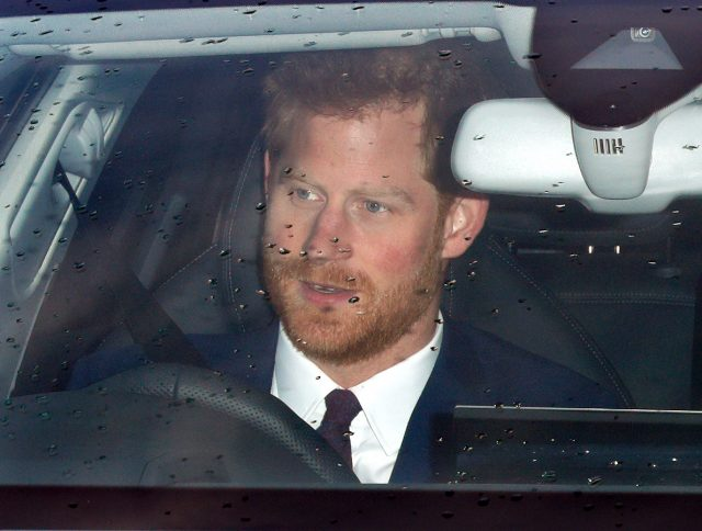 This Hollywood Actor Said He Followed Prince Harry Home After Seeing the 'Reclusive' Royal Driving in His Neighborhood