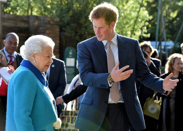 After Being Shunned Once Prince Harry Insists on 'Face-to-Face' Meeting With Queen Elizabeth When He Returns to the U.K.
