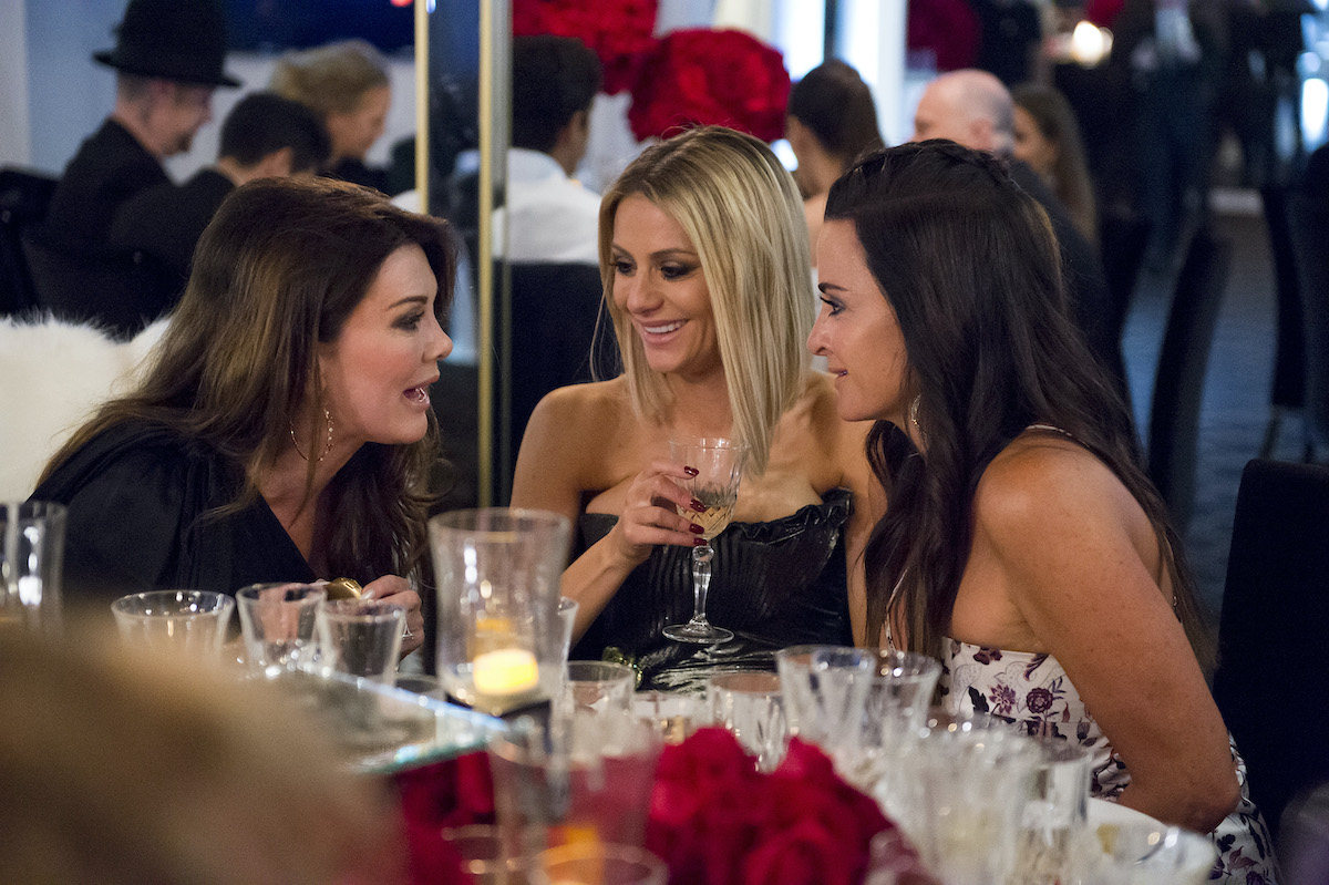Lisa Vanderpump, Dorit Kemsley, Kyle Richards