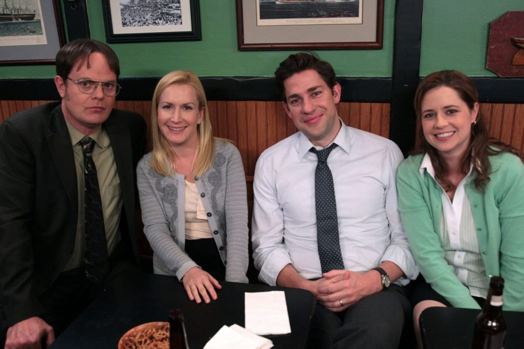 The Office baby Phillip Schrute