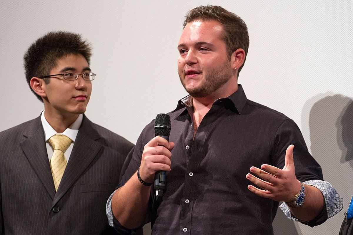 Robert Tsai and Angelo Massagli