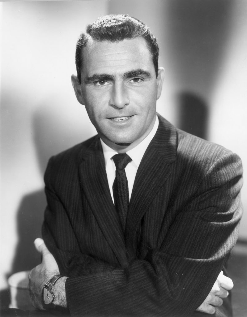 Creator of 'The Twilight Zone' Rod Serling