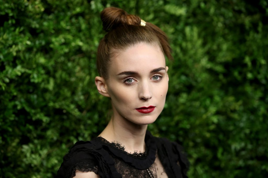 Rooney Mara attends the Museum of Modern Art's 8th Annual Film Benefit Honoring Cate Blanchett at the Museum of Modern Art on November 17, 2015 in New York City.