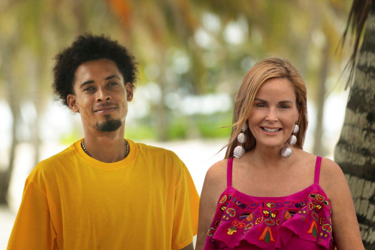 90 Day Fiancé stars Stephanie Davison and Ryan