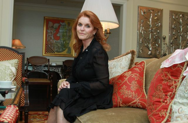 Is Sarah Ferguson's New Racy Romance Novel About Her Love Life?