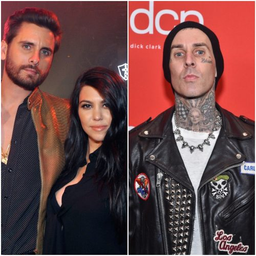 How Does Scott Disick Feel About Kourtney Kardashian's New Romance With Travis Barker?