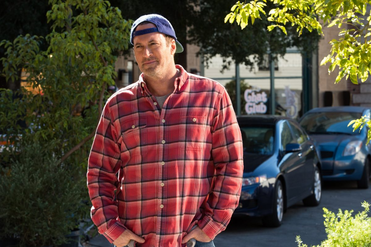 Scott Patterson as Luke Danes in 'Gilmore Girls: A Year in the Life'