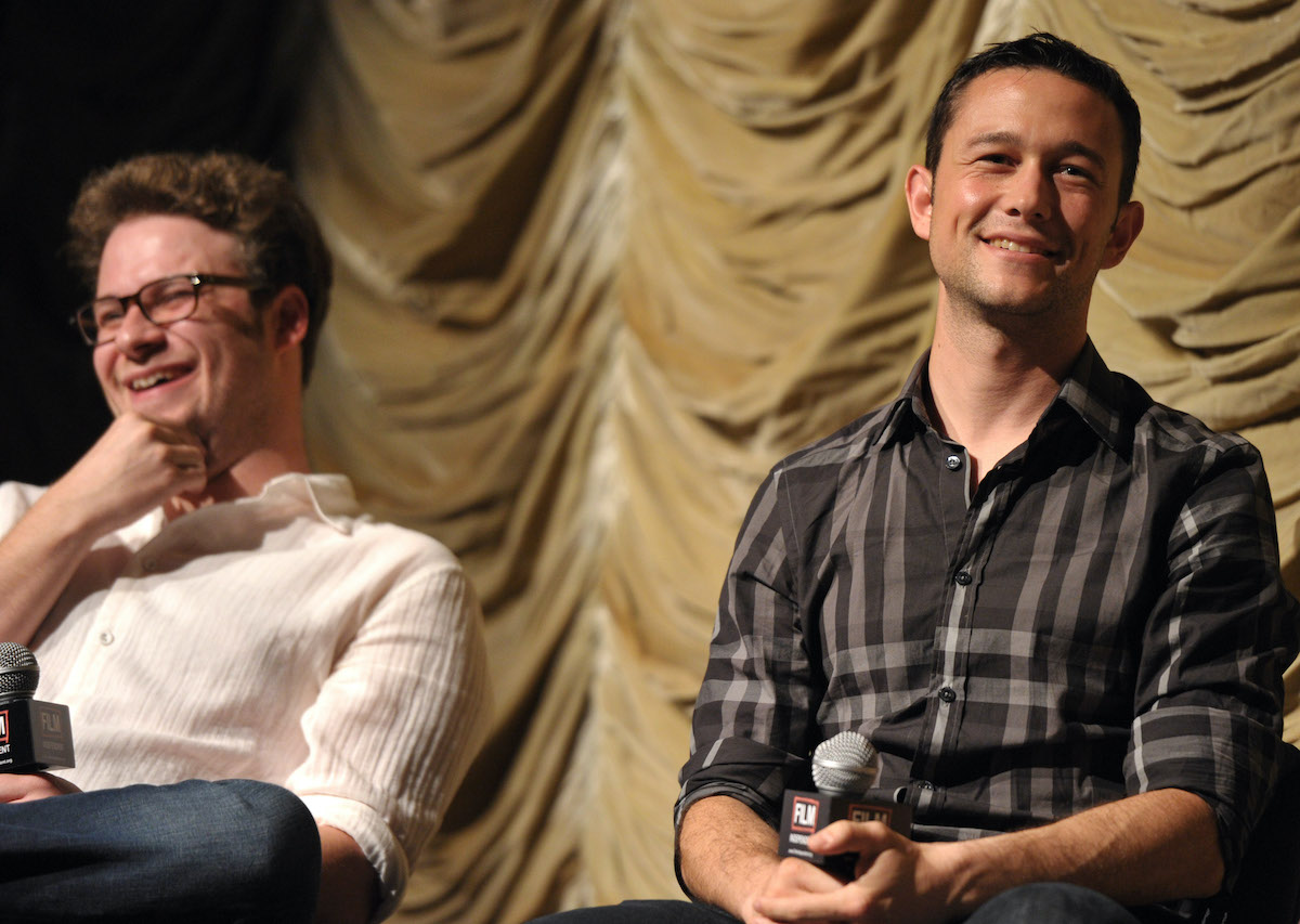 Seth Rogen and Joseph Gordon-Levitt