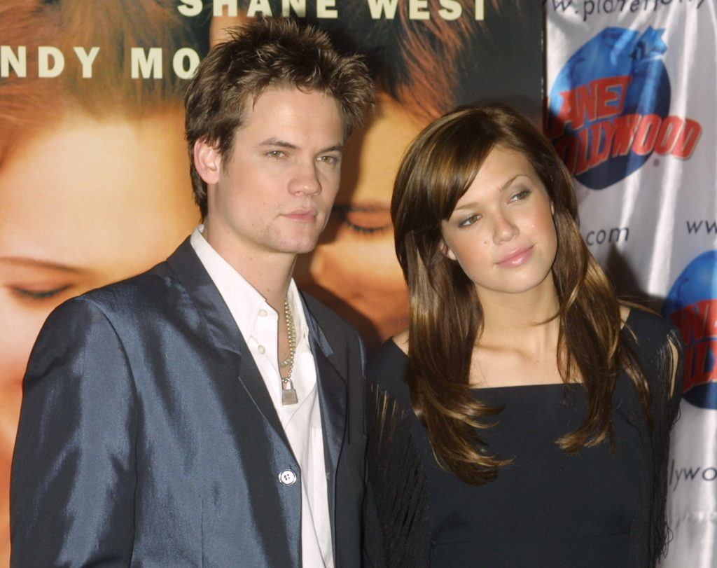 Shane West Mandy Moore