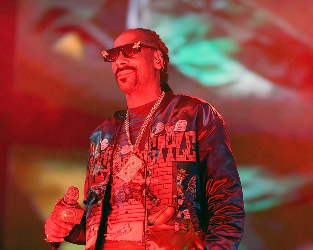 Snoop Dogg   Gary Miller/Getty Images