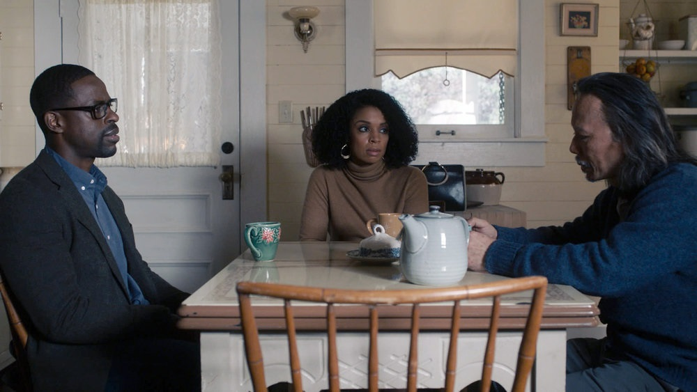 'This Is Us' Sterling K. Brown, Susan Kelechi Watson, and Vien Hong