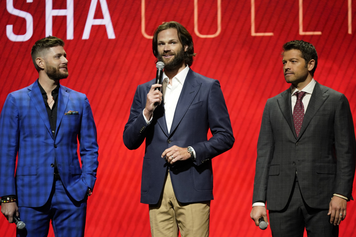 Supernatural upfronts