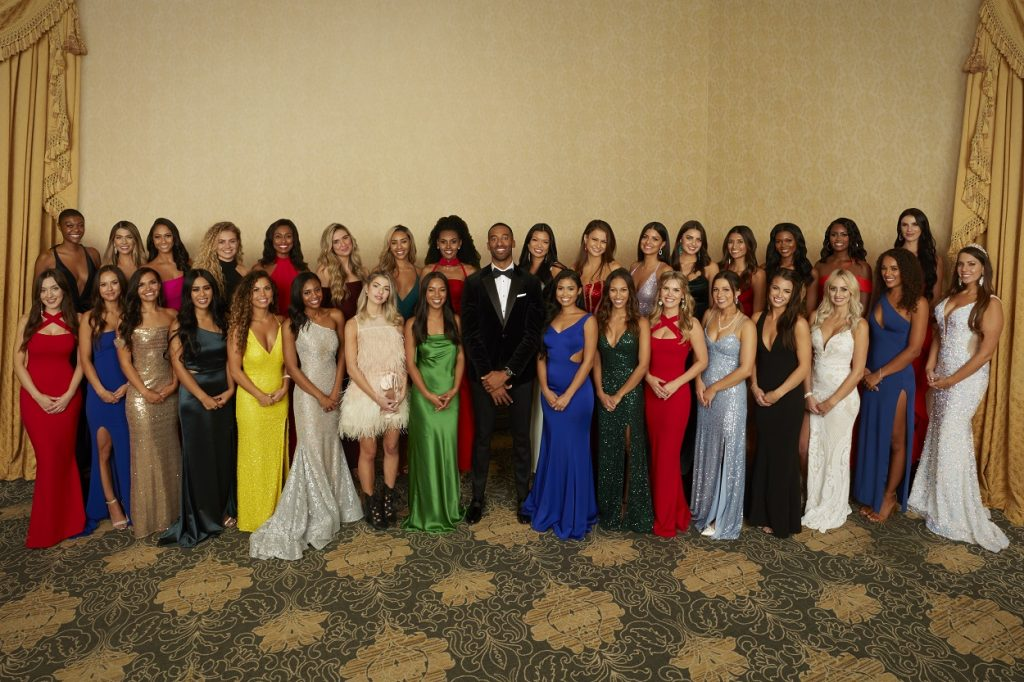 The Bachelor 2021 contestants