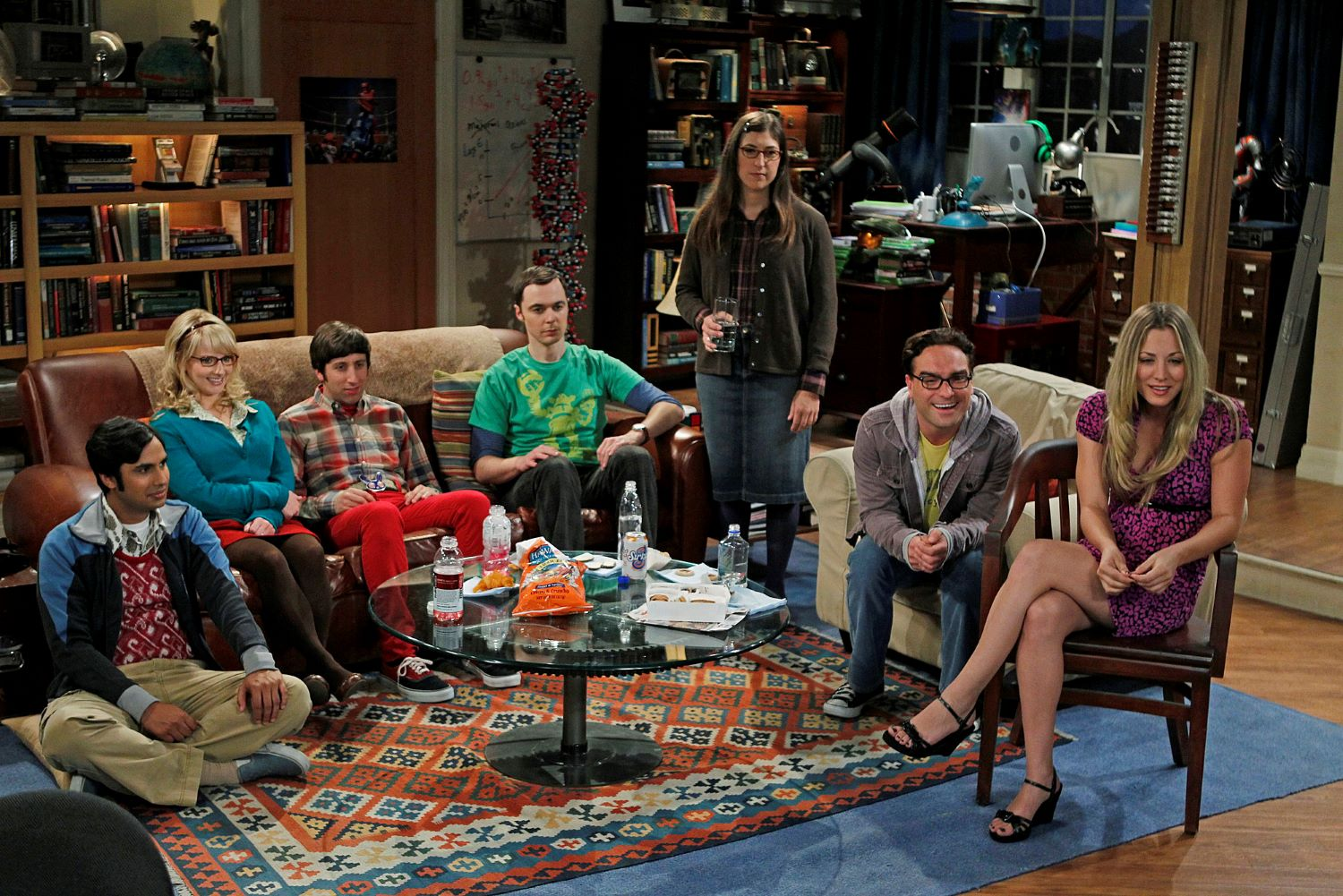 The Cast of 'The Big Bang Theory'