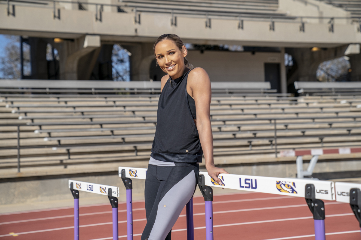 The Challenge Lolo Jones