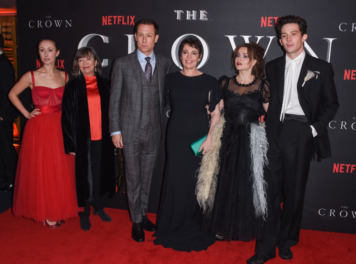 The Crown season 4 cast