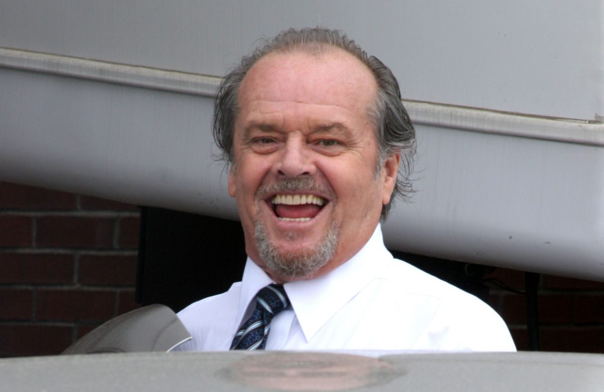 The Departed: Jack Nicholson